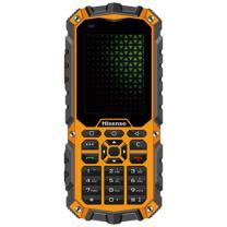 海信 Hisense 海信D11/D11 Pro小黄蜂4G全网通电信版按键全国无界公网对讲手机 Hisense D11 4G版 (橙色)