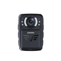 联想 lenovo 执法记录仪 DSJ-8H触摸屏遥控版 128G (黑色) 清专业4800万像素微型随身便携音视频现场执法仪