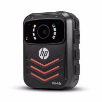 惠普 HP 执法记录仪1296P高清红外夜视 DSJ-A5s 128G版本  微型便携式现场记录仪