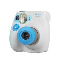 富士 FUJIFILM 拍立得相机 instax mini7S (蓝色)
