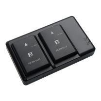 沣标 FB EN-EL14 两电双充套装For尼康单反D3200 D3300 D3400 D5100 D5200 D5300 D5500