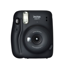 富士 FUJIFILM 拍立得相机 instax mini 11 (暗夜灰)