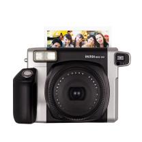 富士 FUJIFILM 拍立得相机 instax WIDE300 (黑色) 宽幅大视野