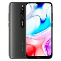 小米 MI 手机 Redmi 8 4GB+64GB 5000mAh大电量 3D四曲面机身 AI双摄 骁龙八核处理器