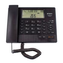 晨光 M&G 电话机 AEG96758 电话机 255*90*256mm (黑色)