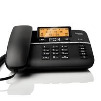 西门子 DA760A 199.5*166.5*61mm 录音电话 黑(单位:台)
