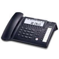 步步高 BBK 录音电话机 固定座机 办公家用 长时录音 内置16G存储 密码保护 HCD198B (深蓝) 内置存储版