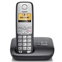 集怡嘉 数字无绳 子母机电话机 C510A (黑色)