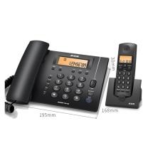 步步高 BBK 数字无绳 电话机 W263 (深蓝色)