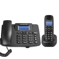 中诺 CHINO-E 无绳电话机 W128 (黑色)
