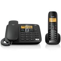 集怡嘉 集怡嘉(Gigaset) A280 黑色 数字无绳座机 子母机电话机 A280 (黑色)