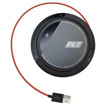 宝利通 Polycom 音视频高保真会议扬声器360度全向麦克风 P3200USB  适用10-20㎡小型会议室