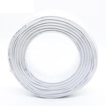 理联 两芯电话线 无氧铜线芯 LN-DHX02/03 0.49mm 100米/卷