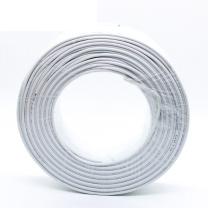 理联 四芯电话线 纯铜线芯 LN-DHX04/02 0.43mm 100米/卷
