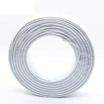理联 四芯电话线 无氧铜线芯 LN-DHX04/03 0.49mm 100米/卷