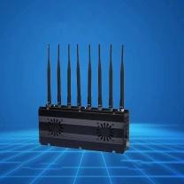 安仕达 4G+手机信号屏蔽器 BSH-8 (黑色)