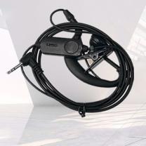 国产 鲁玲发廊对讲机适配耳机 M18