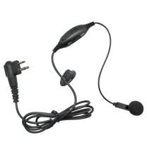 摩托罗拉 MOTOROLA 对讲机线控耳机/耳塞式耳机 PMLN4442  适用于A8/A8i/A10D/A12/GP3188/GP3688