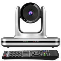 宏视道 usb高清视频会议摄像头 HSD-VC200 (黑色) 高清视频会议摄像机软件系统设备 定焦大广角1080P高清