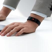 华为 HUAWEI 智能手环 华为4Pro (NFC智能刷卡+全触控彩屏+50米防水+11种运动模式+GPS+适配Android+IOS) (曜石黑)