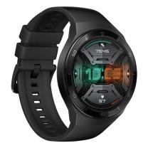 华为 HUAWEI 智能手表 WATCH GT 2e (46mm) (2周续航+100种运动类型+麒麟芯片+心脏健康) (曜石黑)