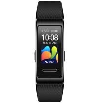 华为 HUAWEI 运动手环血氧手环 血氧饱和度检测+NFC智能刷卡 4 Pro  +触控彩屏+50米防水+GPS+安卓IOS