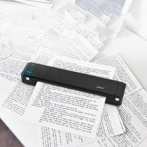 汉印MT800无线蓝牙手机打印机 家用迷小型学生作业试卷A4办公家庭无线黑白连接wifi蓝牙电脑便携移动新品