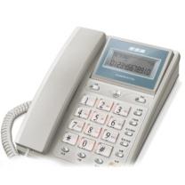 步步高 BBK 电话机 来电显示电话机型 有绳电话机HCD007(6101)TSD 流光银  1台装 (DC)