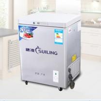 穗凌 BD-100 单温顶开门冷冻冷藏转换家用冷柜转换柜