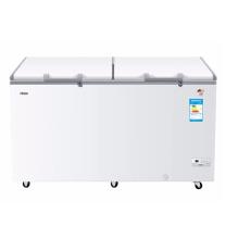 海尔 Haier 卧式冷藏冷冻转换柜 BC/BD-519HEM 519L (白色) 江浙沪含运(其他地区加收运费,详询客服)