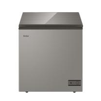 海尔 Haier 一级能效 卧式单门顶开 单温柜直冷定频冷柜 BC/BD-103HMC 103L (轻奢金) 全国大部分地区含运(偏远地区加收运费,详询客服)