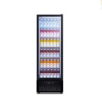 德玛仕 DEMASHI 展示柜冷藏 立式 电冰箱饮料水果保温保鲜柜【6层338升】单门无灯箱 LG-390ZH 338升 (黑色) 全国大部分地区含运(偏远地区加收运费,详询客服)