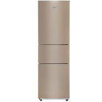 美的 Midea 直冷三门冰箱 BCD-213TM(E) 213L (阳光米) 全国大部分地区含运(偏远地区加收运费,详询客服)