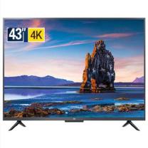 小米 MI wifi网络智能平板液晶电视机 4S 43英寸4K高清屏 (黑色)