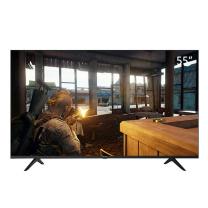 海信 Hisense 55英寸4K智能电视 55H55E (黑色) 底座、普通挂架二选一(含标准安装);特殊墙体、墙面、配件及安装费,请询客服