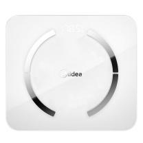 美的 Midea 健康秤 MW-L1 (白色)