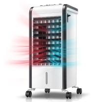 志高 CHIGO 空调扇 FKL-XM01J  单冷机械款,上加水
