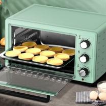 北美电器 ACA 电烤箱 ALY-23KX09J 452*350*322mm (绿色)