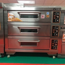 得宝 烤箱 三层三盘烤箱 920×700×1150