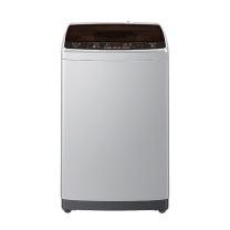 海尔 Haier 全自动波轮洗衣机 XQB80-Z1269 8kg (月光灰) 江浙沪含运(其他地区加收运费,详询客服)