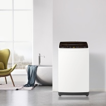 海尔 Haier 全自动波轮洗衣机 SXB60-69H 6kg (瓷白色) 全国大部分地区含运(偏远地区加收运费,详询客服)