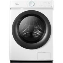美的 Midea 滚筒洗衣机 MG100V11D 10kg (白色) 全国大部分地区含运(偏远地区加收运费,详询客服)