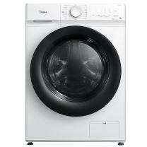美的 Midea 一级能效 变频全自动滚筒洗衣机 MG100V11D 10KG (白色) 全国大部分地区含运(偏远地区加收运费,详询客服)