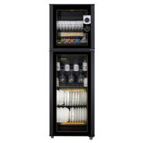 康宝 Canbo 立式消毒柜 ZTP380H-1 300L (黑色) 全国大部分地区含运(偏远地区及山区加收费用,详询客服)