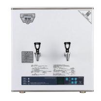 吉之美 Gemi 开水器 GM-K1D-30CSW 1  商用轻薄壁挂智能双热步进式防干烧电热开水机 开水器+底座