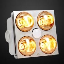 欧普照明 浴霸 F01 (金泡) 集成吊顶 开孔300*300mm