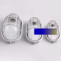 艺多 三防灯罩玻璃罩 LED  防爆灯防水灯防潮灯防雾灯罩浴室壁灯卫生间灯