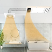 欧普照明 集成吊顶风暖浴霸 F137  智能遥控