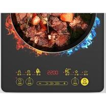 美的 Midea 电磁炉 C21-WK2102  (标配汤锅+炒锅)