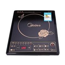 美的 Midea 电磁炉 HK2002E (黑色)